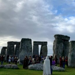 Stonehenge Autumn Equinox