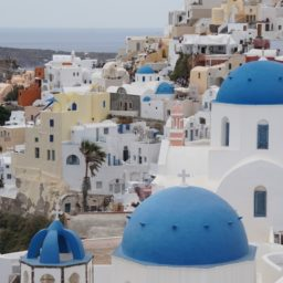 Santorini, Greece Travel Diary