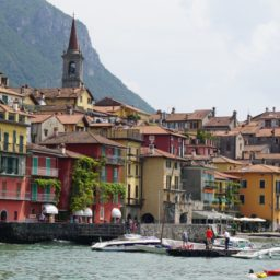Lake Como Travel Diary