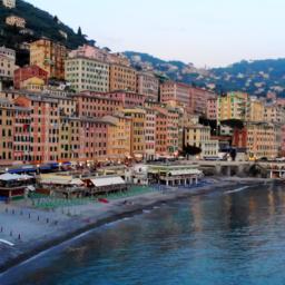 Italian Riviera Travel Diary