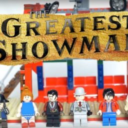 The Greatest Showman – LEGO Model