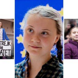 Young Achiever Greta Thunberg