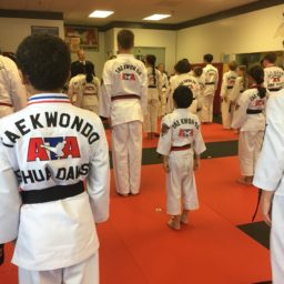 Honoring the Past – Tae Kwon Do