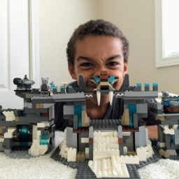 The LEGO Chima Competition