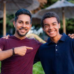 Meeting Mindvalley CEO, Vishen Lakhiani