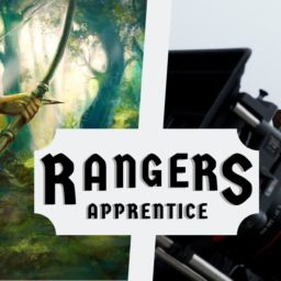 Ranger's Apprentice, The Movie