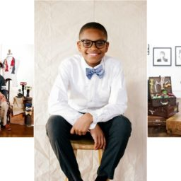 Young Achiever Moziah Bridges