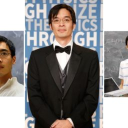 Young Achiever Terence Tao